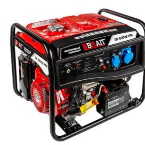 Генератор бензиновый Brait GB-8000E PRO