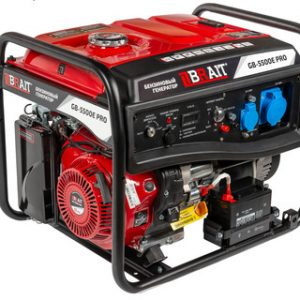 генератор GB-5500E PRO