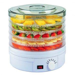 Дегидратор электро-сушилка для фруктов и овощей с терморегулятором SMX-01